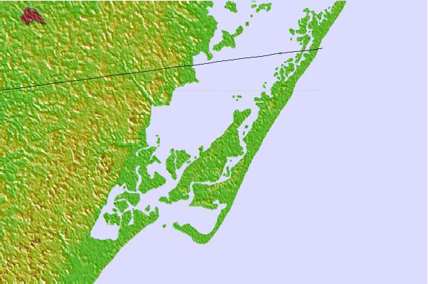 Tide stations located close to Chincoteague Island, Blake Cove, Chincoteague Bay, Virginia