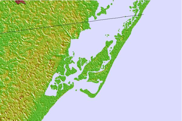 Tide stations located close to Chincoteague Island, Lewis Creek, Chincoteague Bay, Virginia