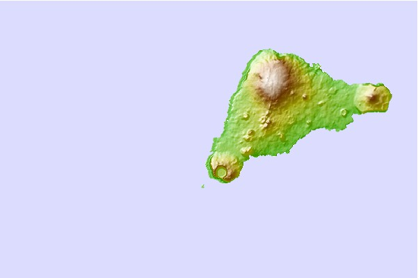 Tide stations located close to Easter Island