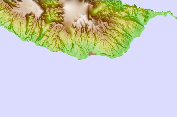 Tide stations located close to Funchal, Madeira