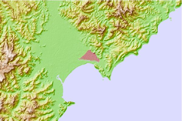Tide stations located close to Gisborne, New Zealand