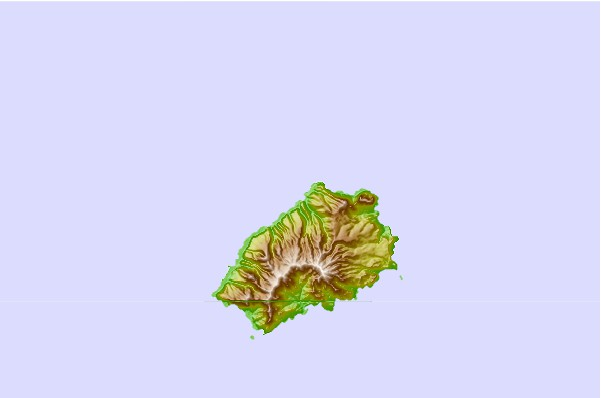 Tide stations located close to James Bay, Saint Helena