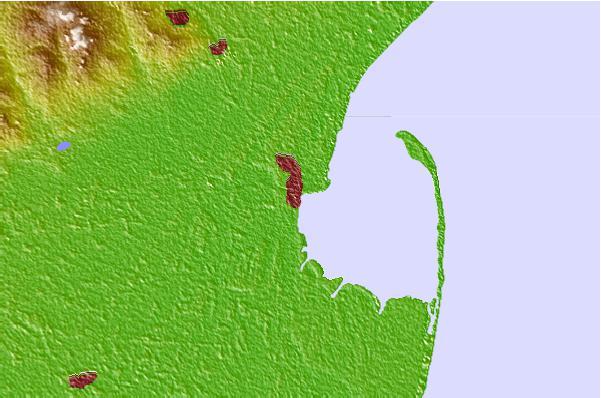 Kakinada India  City new picture : Kakinada, India Tide Station Location Guide