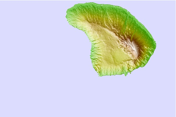 Tide stations located close to Kaumalapau, Lanai Island, Hawaii