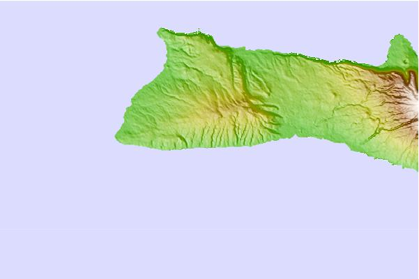 Tide stations located close to Kolo, Molokai Island, Hawaii