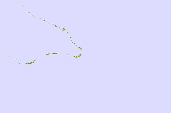 Tide stations located close to Likiep Atoll, Marshall Islands