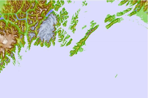 Montague Island Alaska Map Macleod Harbor, Montague Island, Alaska Tide Station Location Guide