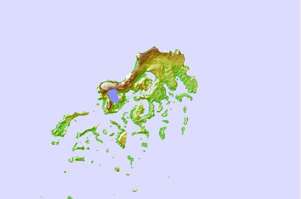 Neiafu Vavau Group Tonga Tide Station Location Guide