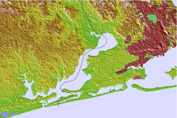 Tide stations located close to Nix Point, Perdido Bay, Florida