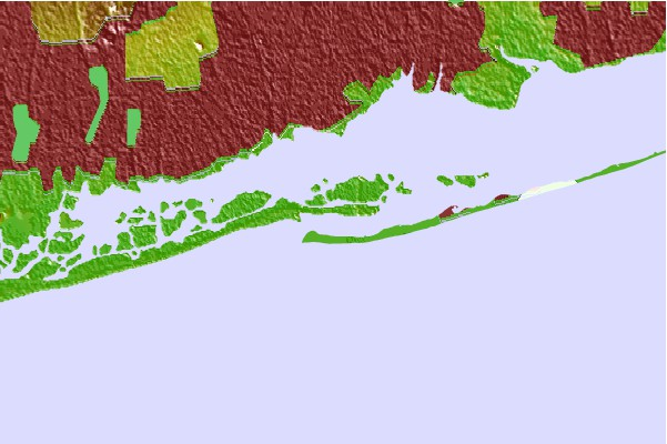 Tide stations located close to Oakbeach, Long Island, New York