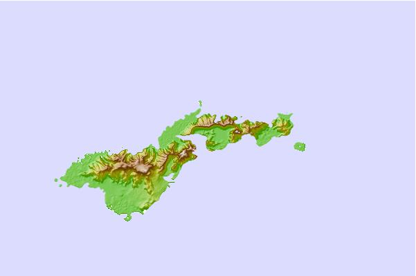Tide stations located close to Pago Pago, American Samoa