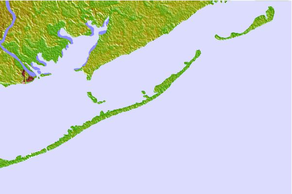 Tide stations located close to Saint George Island, Rattlesnake Cove, Saint George Sound, Florida