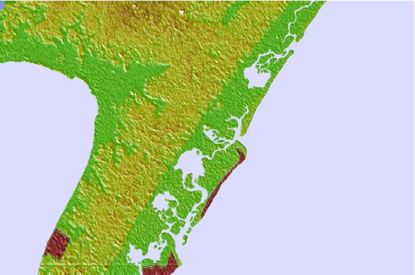 Tide stations located close to Stites Sound, New Jersey