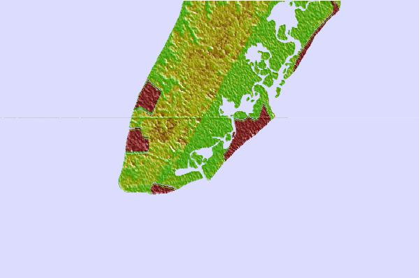 Tide stations located close to Swain Channel, Taylor Sound, New Jersey