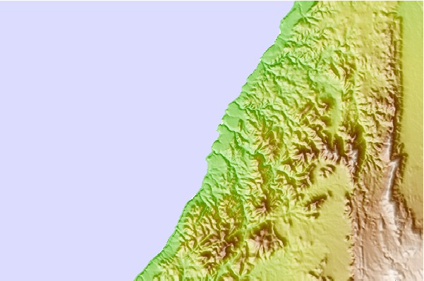 Tide stations located close to Tamajarush (Ifni), Morocco