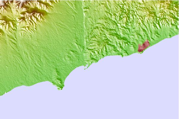 Tide stations located close to Tarragona