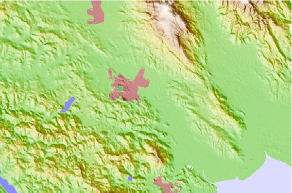 Tide stations located close to Upper drawbridge, Petaluma River, San Pablo Bay, California