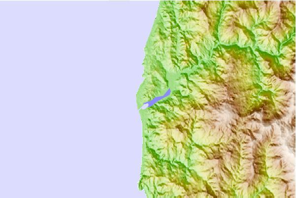 Wedderburn Rogue River Oregon Tide Station Location Guide