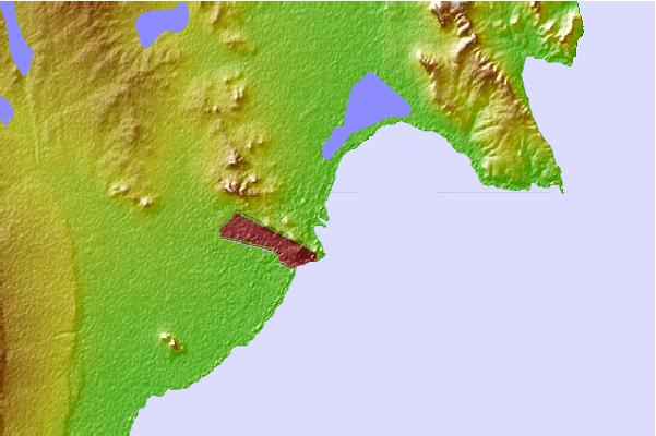 Tide stations located close to Whyalla, Australia